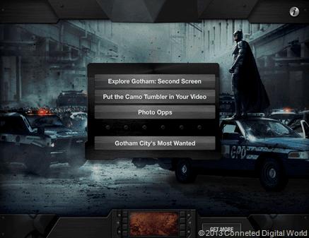 CDW The Dark Knight Rises FX HD - 2