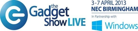 TheGadgetShowLogo_Birmingham_Dates_Windows
