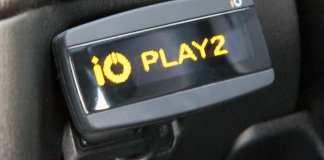 iO PLAY2 Display Close-up