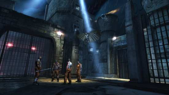 Batman Arkham Origins Blackgate 6