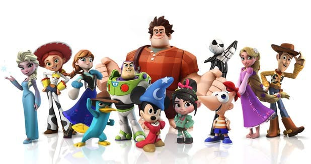 Disney Infinity New Character from D23