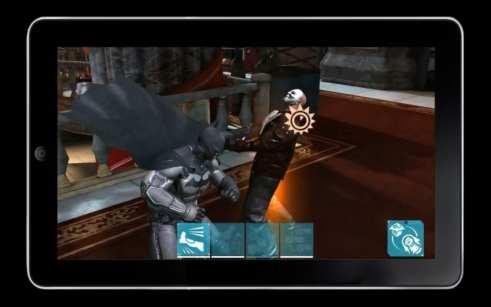 batman arkham mobile