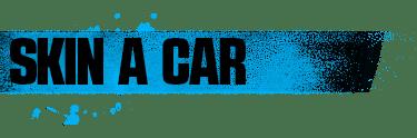 skin a car