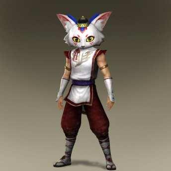 Armor - Fox Mask