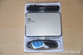 CDW Review WD My Passport Slim drive - 24