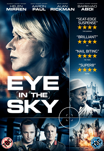 Win Eye in the Sky on Blu-ray - Movies Games and Tech