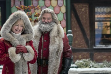 a still from The Christmas Chronicles: 2