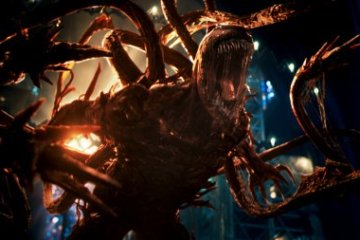 Venom: Let There Be Carnage villain, 'Carnage'. Image Source- Sony Pictures Entertainment