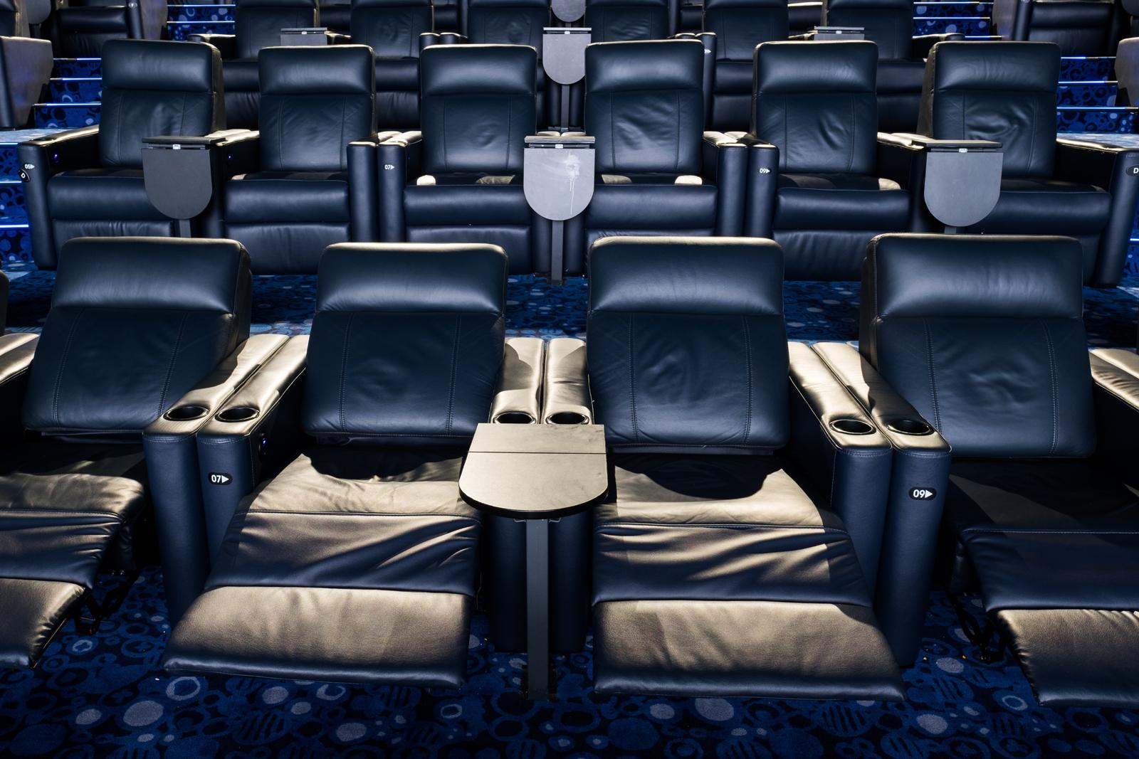 Recliner Seats Cinema - Architecture Home Decor