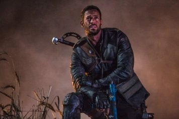 William Levy stars in Screen Gems' RESIDENT EVIL: THE FINAL CHAPTER.