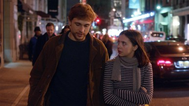william moseley & bel powley in CARRIE PILBY