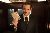 """Johnny Depp stars in Twentieth Century Fox's """"Murder on the Orient Express."""""""