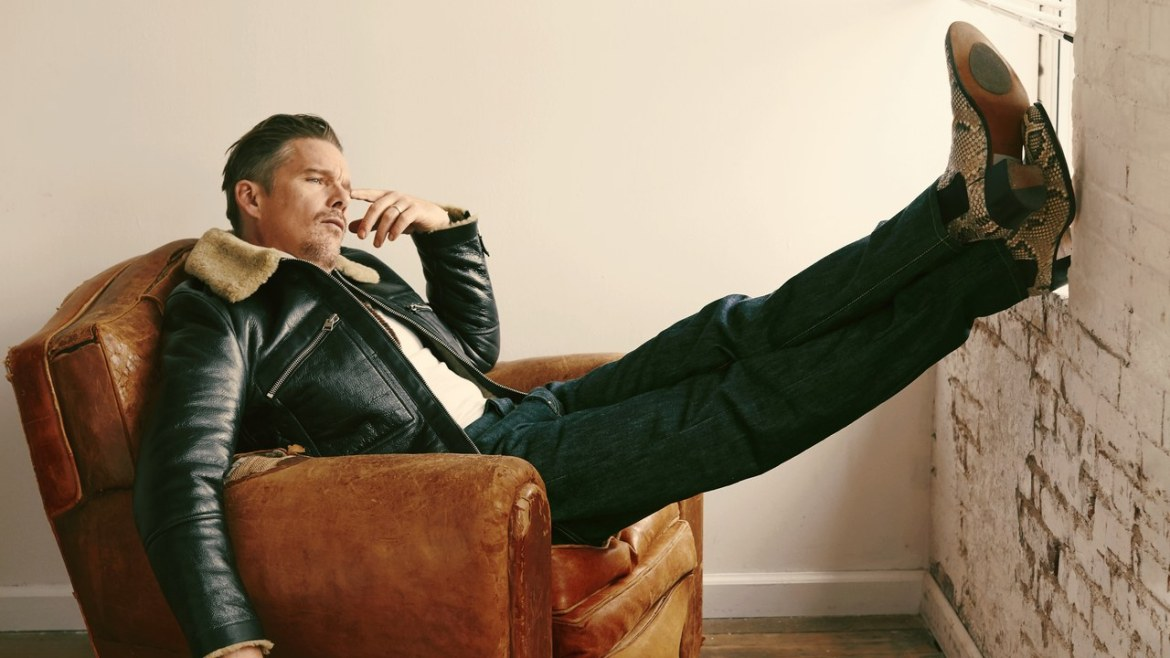 Ethan Hawke: Superhero Hater or Solid Point Giver?