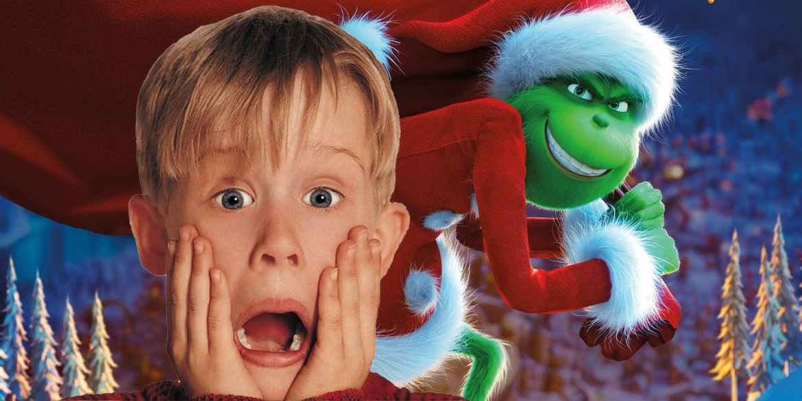 'Home Alone' Was Just Kicked Out of The Top House By 'The Grinch'
