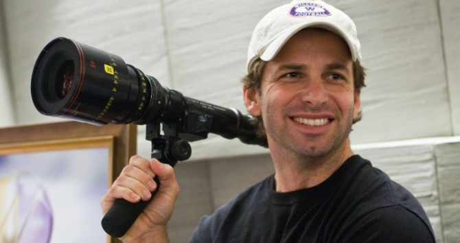 Zack Snyder and the Zombies are Coming…to Netflix