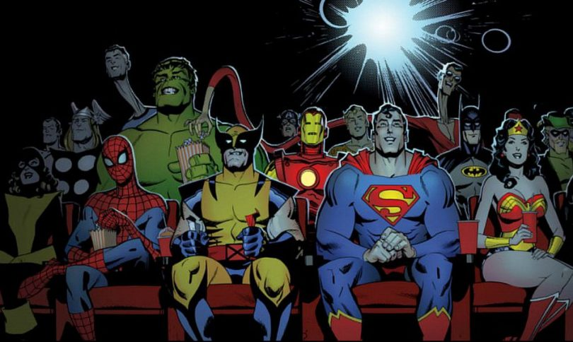 A-LIST | The Top 10 to Unite the Comic Universes