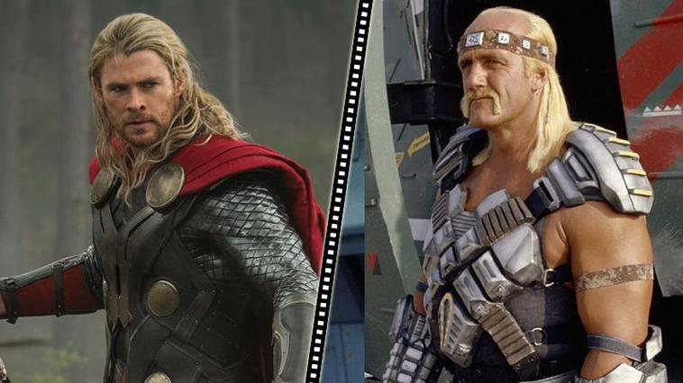 Chris Hemsworth is Leaving Asgard for Hulkamania