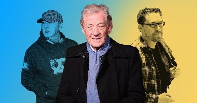 Ian McKellen Puts Back Comments on Spacey, Singer in the Closet