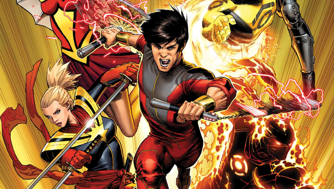 The Fancasting Room | 5 Actors That Could be Marvel's Shang-Chi