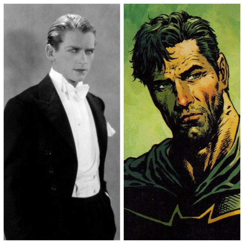 Bruce Wayne Douglas Fairbanks
