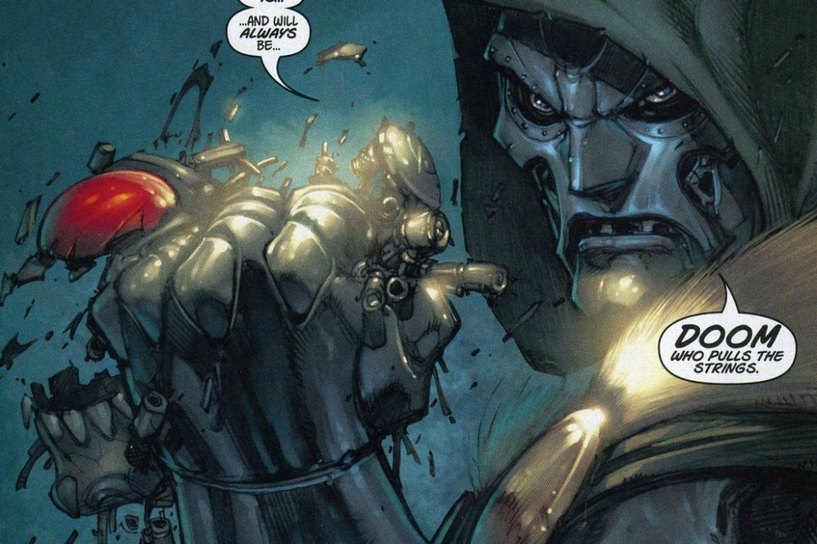 The Fancasting Room | The Only 4 Actors Who Should be Considered for the MCU's Dr. Doom