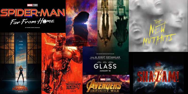 Predicting the Top 10 Box-Office Earners of 2019