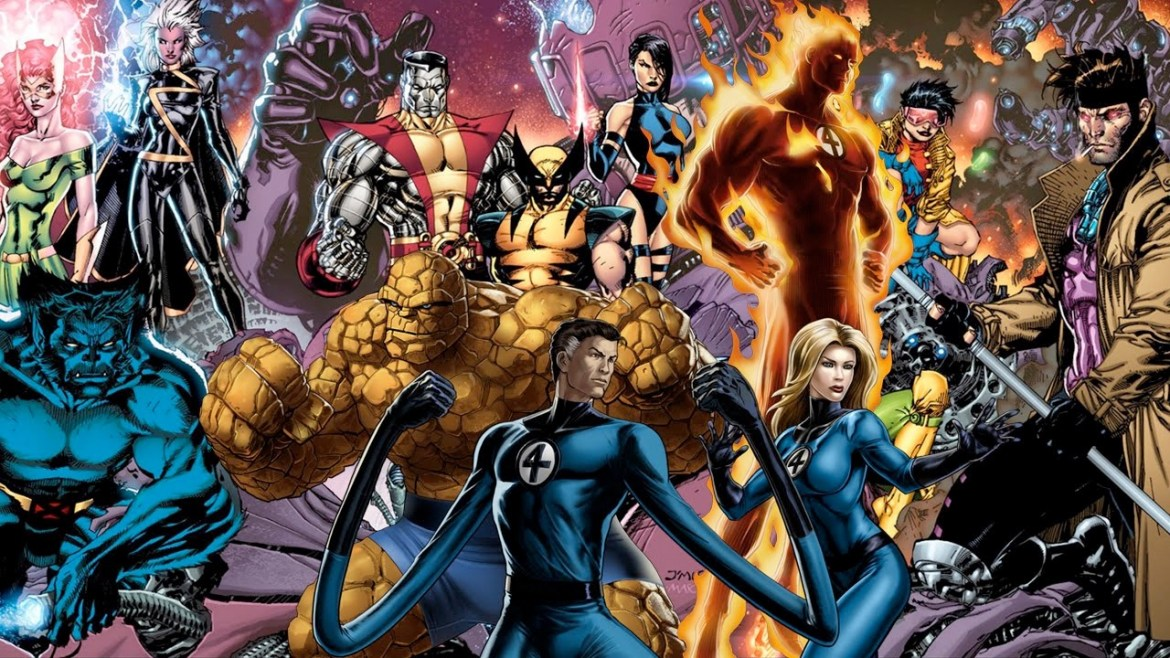 A-List | 5 Fox-Owned Marvel Characters We Want to See in The MCU
