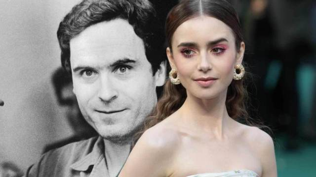 Ted Bundy Lily Collins