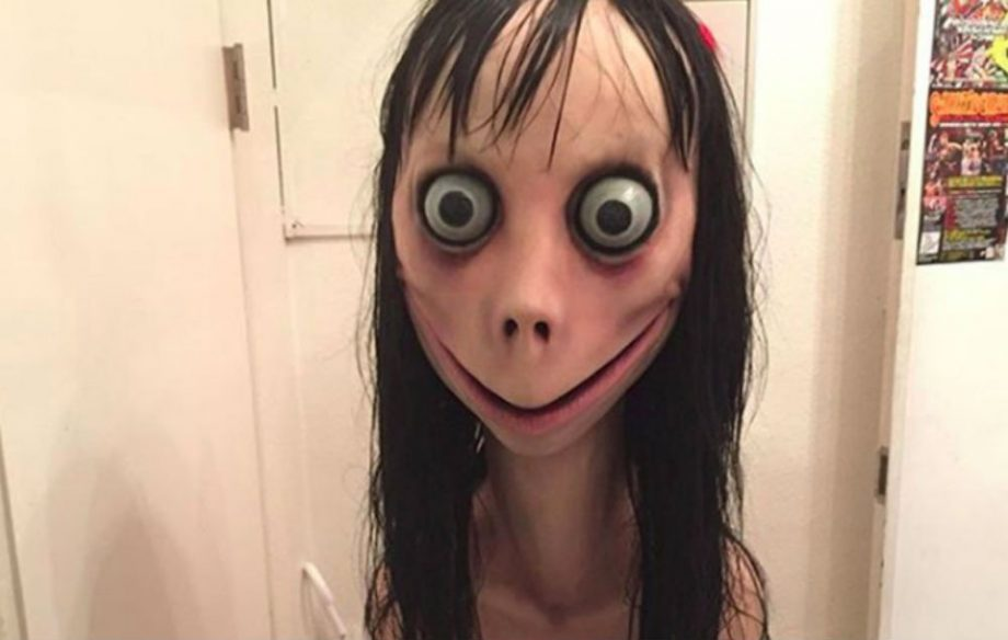 The Dreaded Momo Challenge is Becoming a Movie Because People Suck