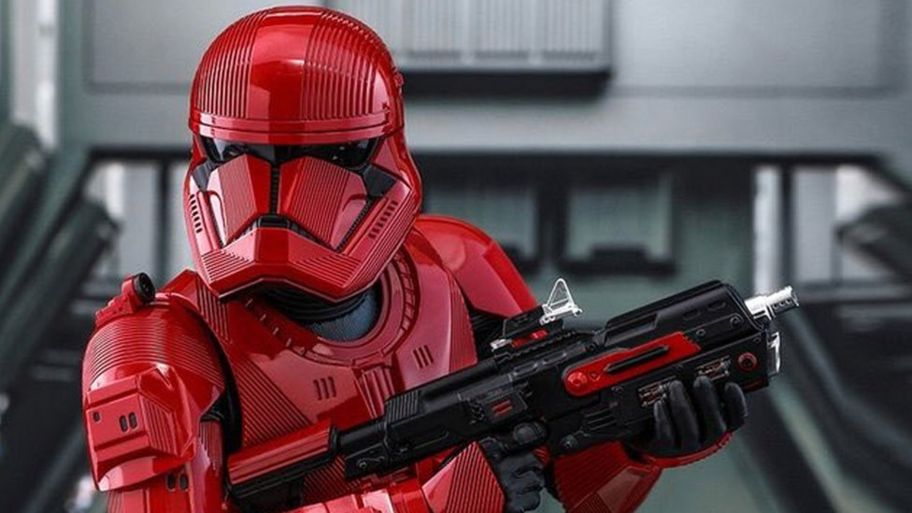 "Star Wars Will Also Feature ""The Rise of the Sith""… Troopers"