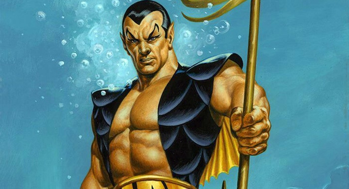 The Fancasting Room | 5 Actors to Play Marvel's King of Atlantis