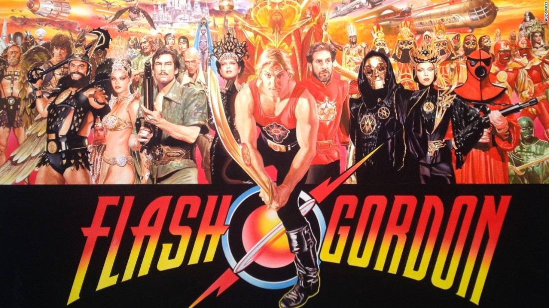 The Unders | 'Flash Gordon' Proves It Takes a Cult to Make a Classic