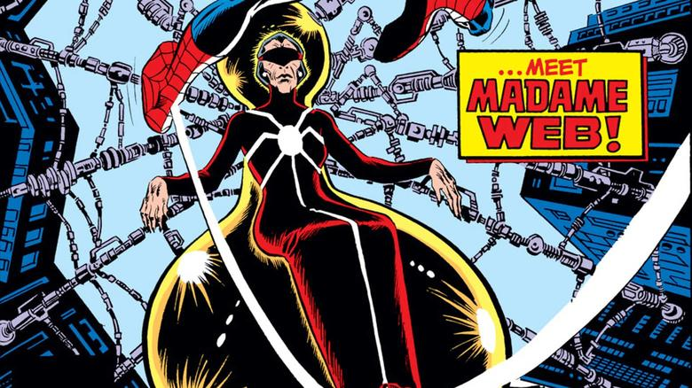 Sony Planning on 'Madame Web,' Adding to Its Spider-Verse