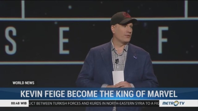 kevin feige TV