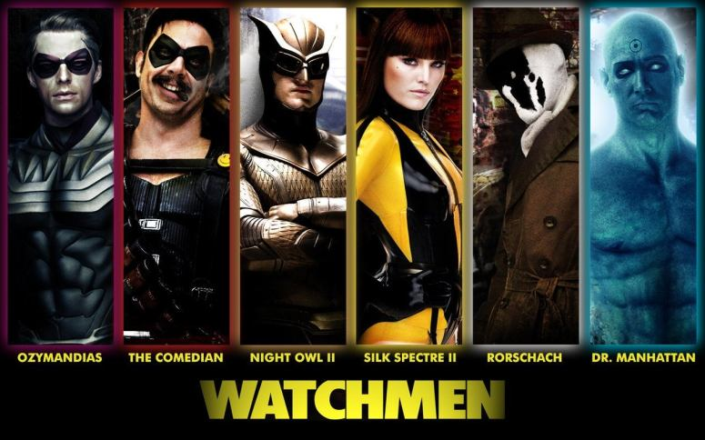watchmen character layout