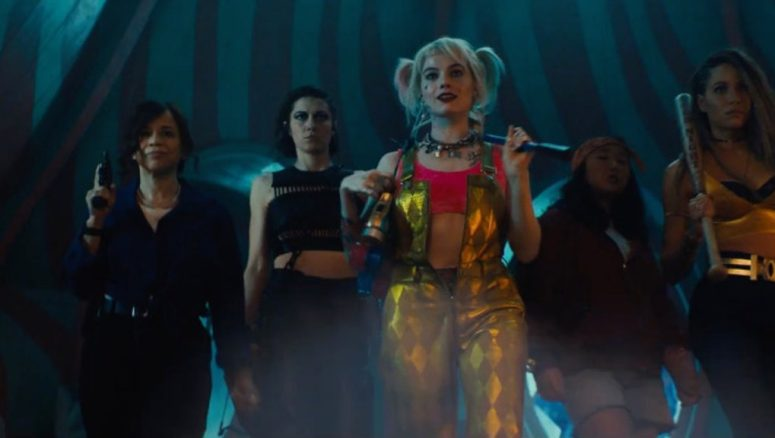 Review Harley Quinn Birds Of Prey Sings And Claws Its Way To One Of Dc S Best Moviesmatrix