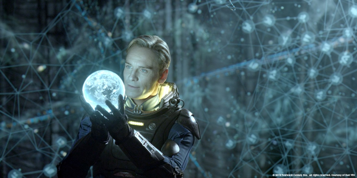 Extreme Makeover | 'Prometheus' Edition