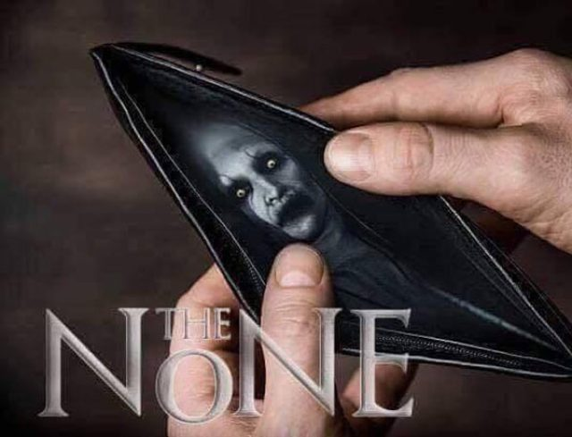 The-None can steal your money