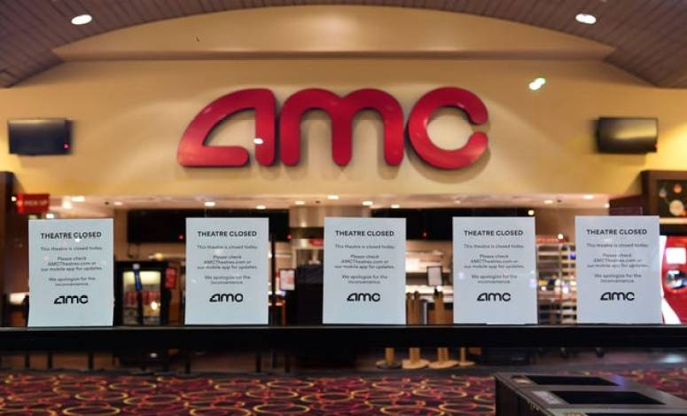 AMC Theaters CEO wants the customer to pay for his business to stay clean. Classy.