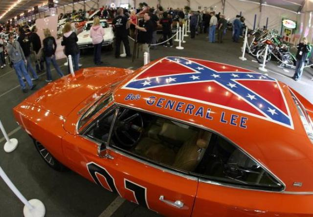 The Dukes of Hazzard and the General Lee stays in the face of controversy and racism