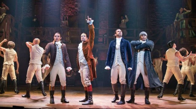 The production on Alexander Hamilton was a historical effort, first and foremost.