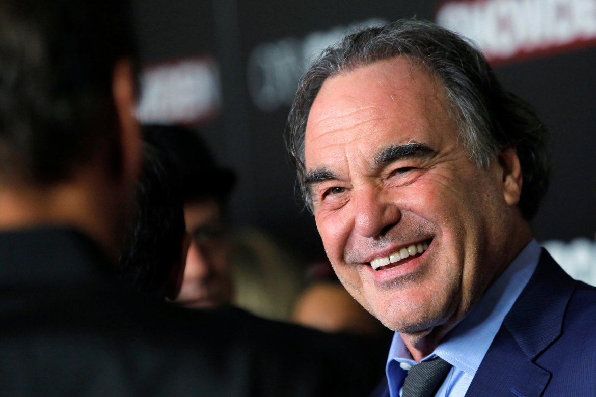 "Oliver Stone: Hollywood is an ""Alice in Wonderland Tea Party"""