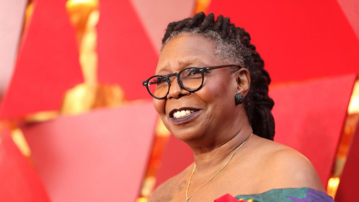 "Whoopi Goldberg Thinks It's ""Ridiculous"" to Cut Racist Scenes from Film"
