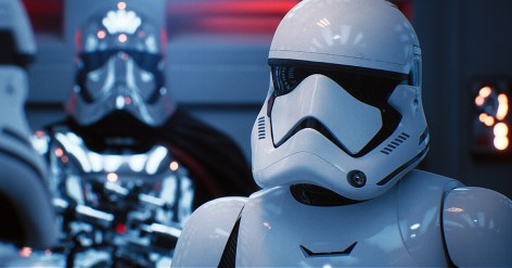 Lucas Arts are masters at using Ray tracing in their video games