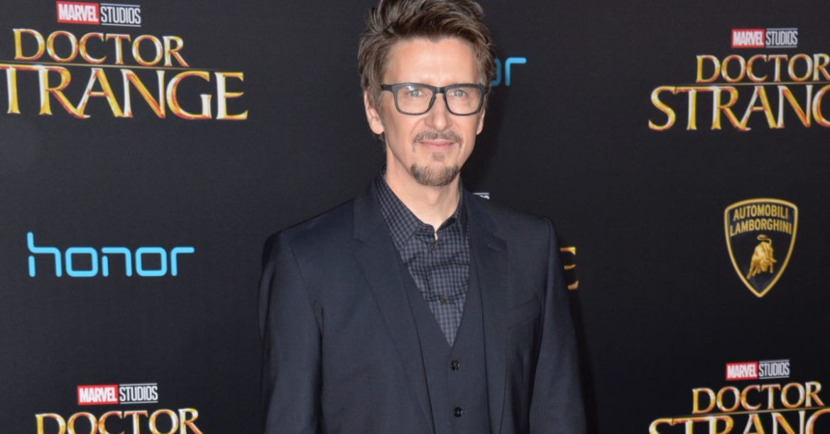 Scott Derrickson Doesn't Want You to See 'Tenet' in Theaters