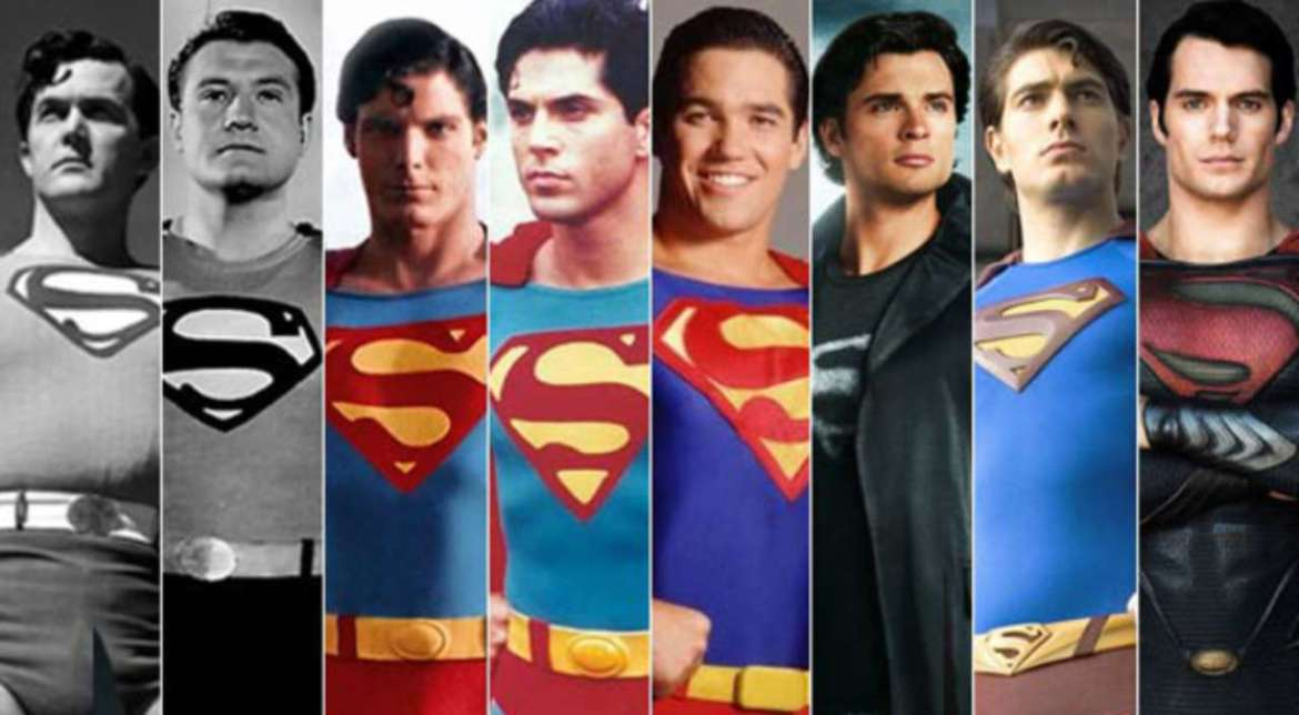 Ranking Superman: How The Man of Steel Changed Through The Years