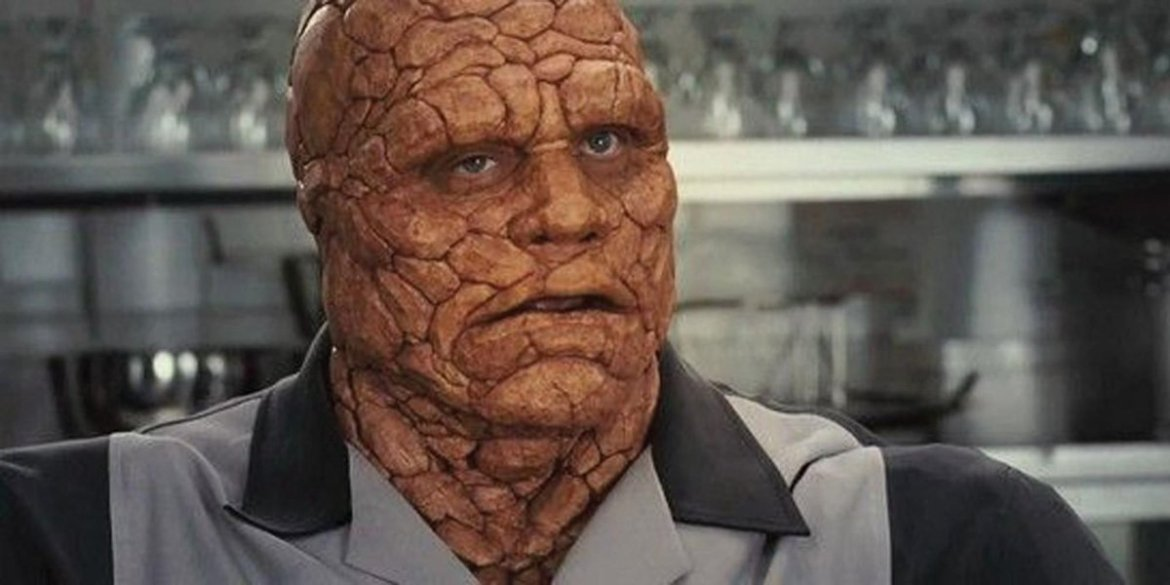 "Michael Chiklis' ""The Thing"" Head from 'Fantastic Four' Could Be Yours"