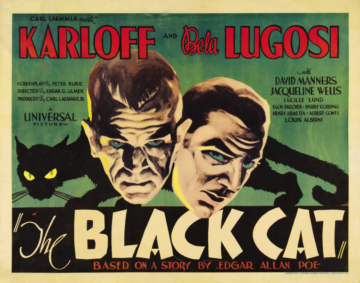 Sound Off | 1934's The Black Cat Universal's Forgotten Horror Classic