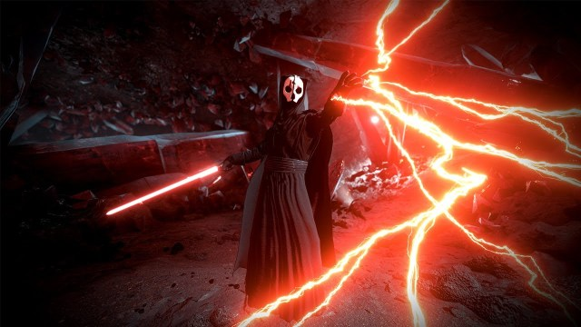 Darth Nihilus is one of the creepiest Sith Lords ever