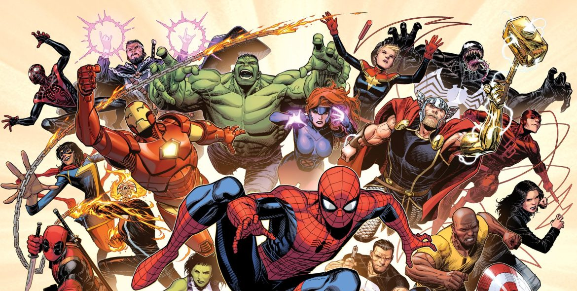 Marvel Comics Lays Off Publisher John Nee